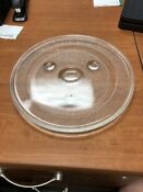 Ge Microwave Glass Tray Part Wb49x681