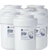 Ge Mwf Smartwater Refrigerator Replacement Water Filter Cartridge 6 Pack