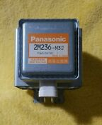 Microwave Oven Panasonic Magnetron Model 2m236 M32 Original Parts Free Shippin