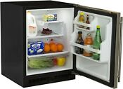 Marvel Ma24ras2rs Ada Refrigerator With Glide Out Crisper And Right Hinge Door