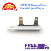 3392519 Thermal Fuse Replacement Fits Whirlpool Kenmore Mayta Roper Dryer