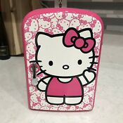 Hello Kitty Mini Portable Fridge Cooler Warmer With Carrying Handle