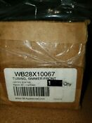 G E Cooktop Tubing Wb28x10067 Brand New In Box Never Installed