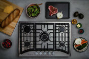 Empava 30 Gas Cooktop 5 Burners Stainless Steel Sealed Stove Tops Cooker 5b70c
