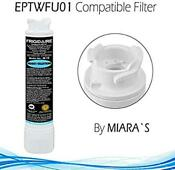 Eptwfu01 Water Filter For Frigidaire Fridges By Miara Ask Us For Compatibility
