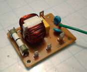 Maytag Microwave Oven Power Filter W Fuse R9800472 Ap4253528 Ps2174090