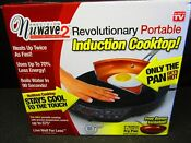 As Seen On Tv Portable Precision Nuwave 2 Induction Cooktop 30141 Nt 5363