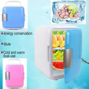 4l Electric Cooler Warmer Car Home Mini Fridge Portable Thermoelectric System Rt