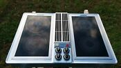 Jenn Air Downdraft Cooktop With Grill And Griddle Free Shipping