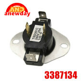 New 3387134 Dryer Thermostat Replacement For Whirlpool Kenmore Maytag Ap6008270