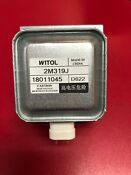 Ge Microwave Magnetron Wb27x11211