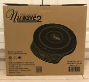 Nuwave 2 Precision Portable Induction Cooktop Model 30151 Brand New