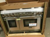 Nib Thermador Prg486gdh 48 Gas Pro Harmony Range 6 Burners Griddle Stainless