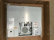 Wolf Dd36 36 Downdraft Ventilation System 3 Speed With Blower And Control
