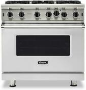 Viking 5 Series Vgic53626bss 36 Inch Gas Range With A Free Dishwasher Hood Micro