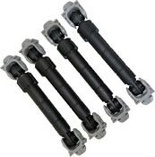Set Of 4 Pcs Replacement Whirlpool Maytag Washer Shock Absorber 8182703 8181646