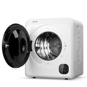 1700w Electric Tumble Laundry Dryer For Small Apartments13 2 Lbs 3 22 Cu Ft