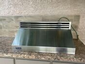 Viking 30 Range Hood Works Great