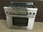 Thermador Prg366eh 36 All Gas Pro Harmony Range 6 Burners