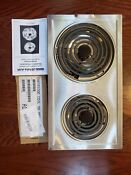 New Jennair Electric Coil Cooktop Stovetop Burner Cartridge A100 Jenn Air