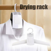 New 150w Hanger Dryer Portable Electric Clothes Shoes Hot Cool Cold Air Drying