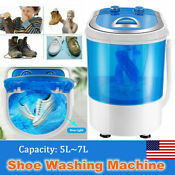 Portable Shoes Washing Machine Washer And Dryer Machine For Lazy Shoes Cleaner