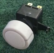 Whirlpool Kenmore And Others Dryer Start Switch With Knob Button 3395384
