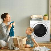 27 Lbs Electric Tumble Portable Compact Clothes Laundry Dryer 3 21 Cu Feet