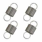 Washer Suspension Tub Centering Spring For Whirlpool Kenmore Replace Part 4 Pack