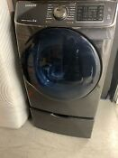 Samsung Side By Side Washer And Dryer Set