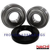New Front Load Frigidaire Washer Tub Bearing And Seal Kit 134509510 134509500