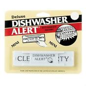 Deluxe Dishwasher Alert Clean Or Dirty Indicator In White