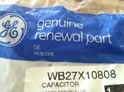 Wb27x10808 Genuine Oem Ge Hotpoint Capacitor Microwave Convection Oven New