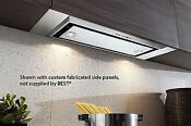 Best 22 Stainless Concealed Vent Hood 600 Cfm