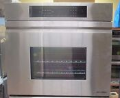 Dacor Distinctive Do130s 30 Inch Single Electric Wall Oven