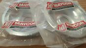 Maytag Whirlpool 6 Range Drip Pan 7725p007 60 Lot Of 2
