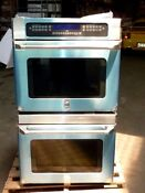 New Ge Cafe Series Ct959st1ss 30 Built In Double Convection Wall Oven Stainless