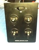 Jenn Air Cve4370b Control Panel 2 Speed Fan Very Clean Tested