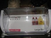 4 New Frigidaire Gallery Custom Flex Series Large Bin Accessory