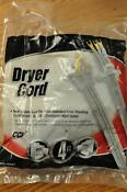 Cci 4 Ft Dryer Cord 30 Amp 3 Wire 3 Prong 48 626 49387 Fast D14