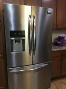 Less Than 10 Months 27 7 Inch Stainless Steel French Doors Frigidaire Galler