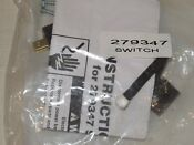 New 279347 Replacement Whirlpool Kenmore Washer Dryer Lid Switch