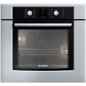 Bosch 500 Series 30 Single Wall Oven Hbl5450uc