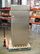Ge Monogram 36 Stainless Steel Built In All Freezer Zifs360nx 36 Off 6 395