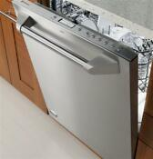 Ge Monogram Zdt800ssfss 24 Fully Integrated Dishwasher Stainless Steel