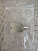 Ge Wr05x10005 940546 Key Deep Freezer Whirlpool Chest Ice Lock Hotpoint