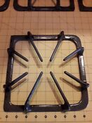 Used Frigidaire Kenmore Range Stove Grate Gray 316248501