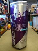 Red Bull Can Cooler Refrigerator Rb Ccv2 Eco Recharge Purple Edition
