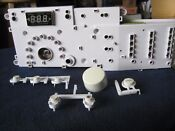 Ge Front Load Washer Electronic Control Board Parts Wh12x10457