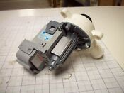 New Whirlpool Washer Water Pump Part W10297344